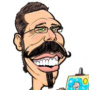 Rapid City, SD Caricaturist | Corey's Caricatures!!