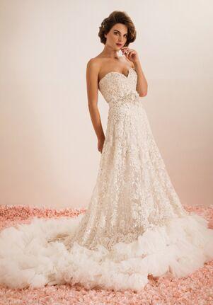 Ysa Makino KYM163 Sheath Wedding Dress