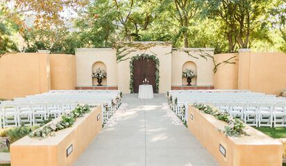The Gardens At Los Robles Greens Reception Venues Thousand Oaks Ca