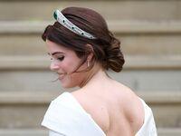 Princess Eugenie wedding day