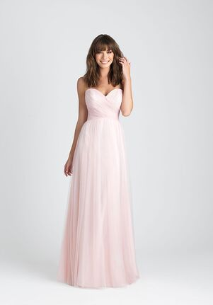 Allure Bridesmaids 1505 Sweetheart Bridesmaid Dress