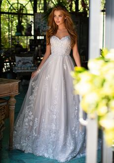 Simply Val Stefani LEONIS A-Line Wedding Dress