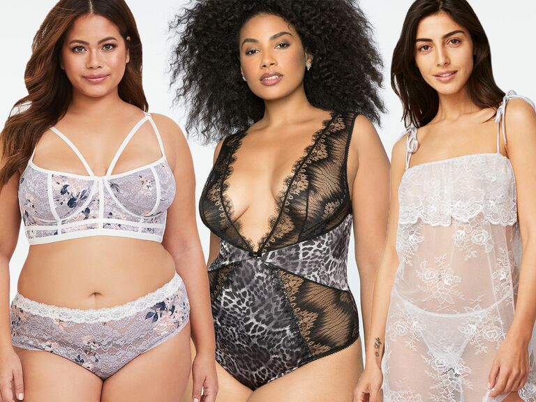 4db939dfe 30 Honeymoon Lingerie Looks for Every Bride