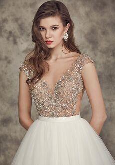 Calla Blanche 16242 Carrie Ball Gown Wedding Dress