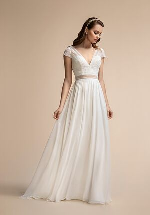Moonlight Tango T903 A-Line Wedding Dress