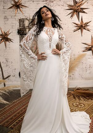 All Who Wander Tess A-Line Wedding Dress