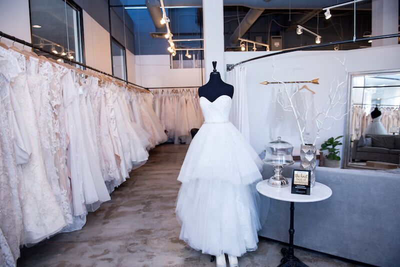 Blue Bridal Boutique | Bridal Salons - Denver,