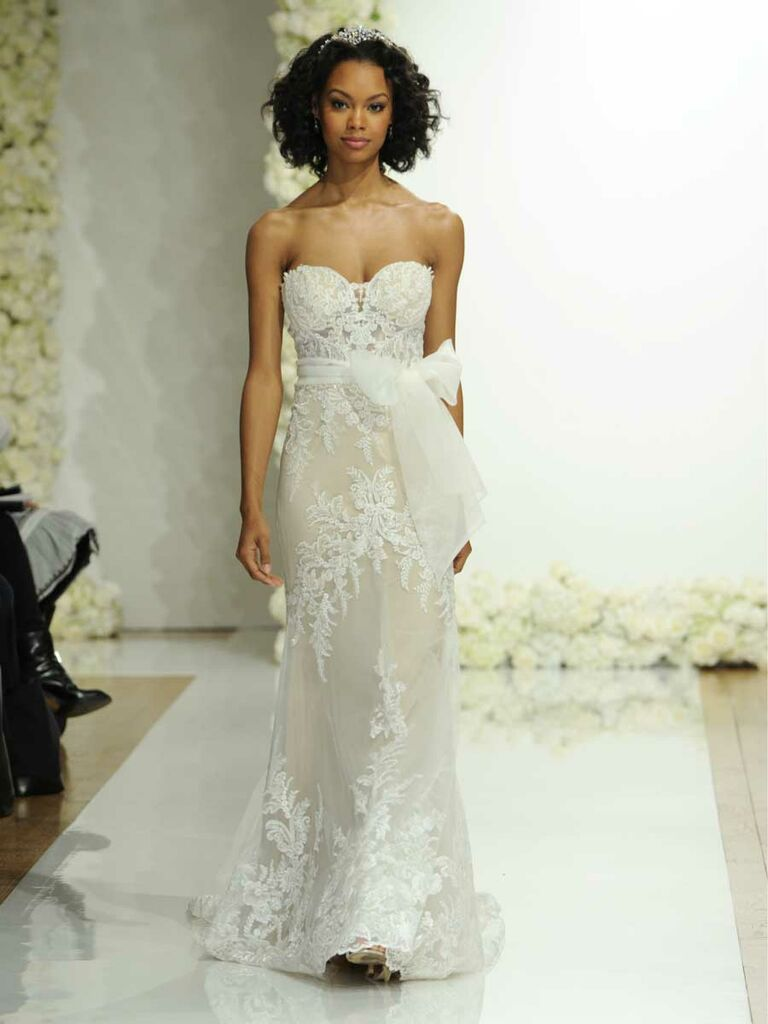 Morilee Spring 2019 Collection: Bridal Fashion Week Photos