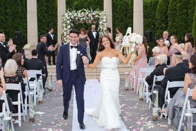 Wedding By New City Florist