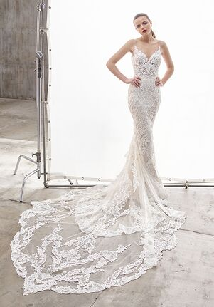 Enzoani Nanette Mermaid Wedding Dress