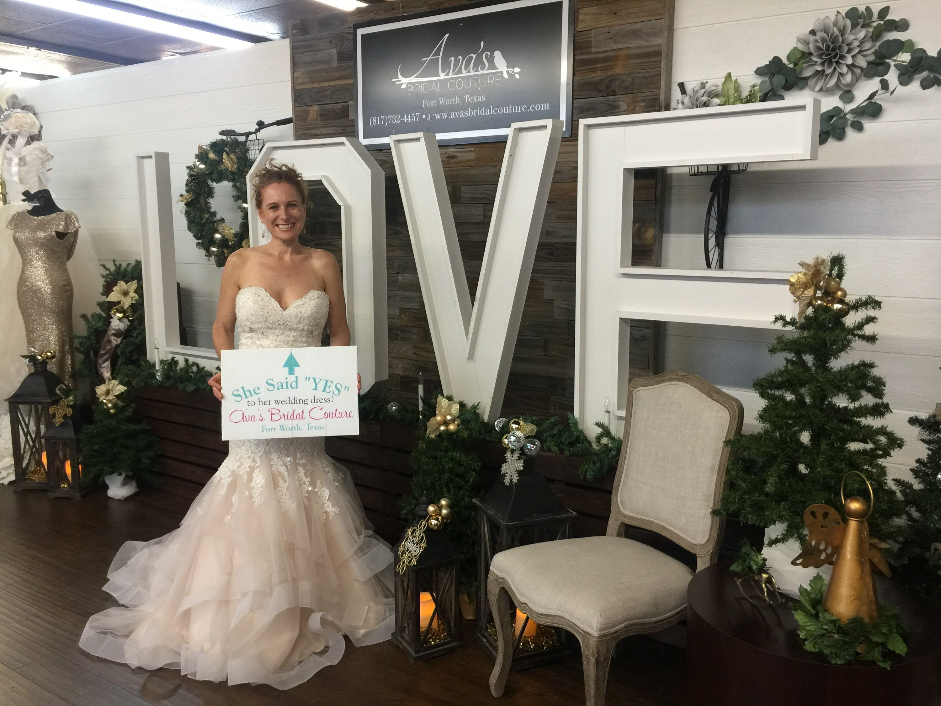 Ava\'s Bridal Couture - Ft Worth, TX