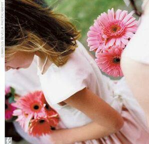 The Flower Girl Details