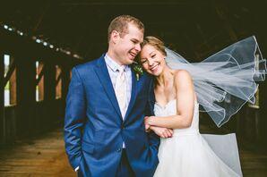 Sarah and Paul's Romantic Fall Wedding