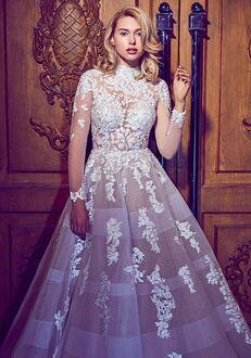 Calla Blanche 17246 Theda A-Line Wedding Dress