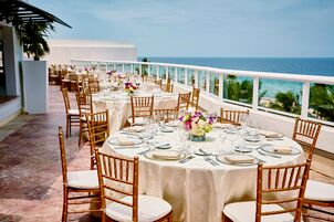 Wedding reception venues in fort lauderdale fl the knot for Hilton fort lauderdale beach resort wedding