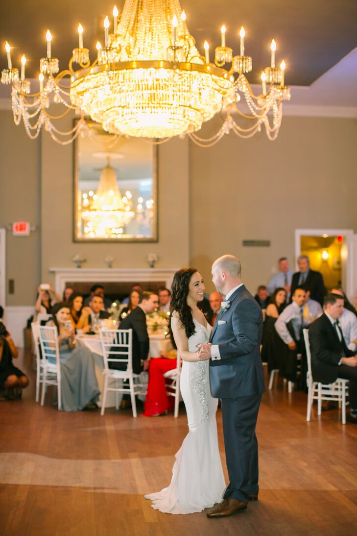 Highlands Country Club First Dance