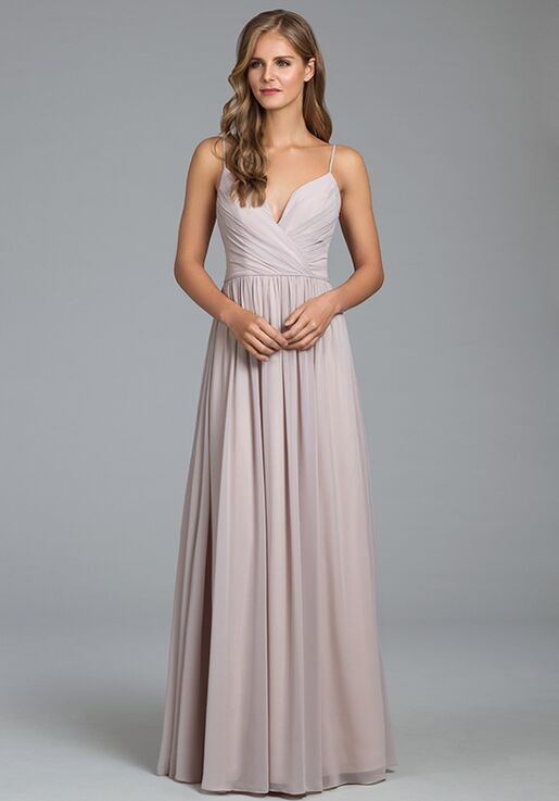 cb6595428a8d Hayley Paige Occasions 5800 Bridesmaid Dress | The Knot