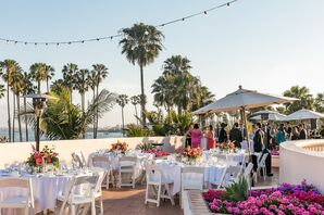 Waterfront Terrace Reception