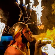 Scotts Valley, CA Fire Dancer | Moose - Fire Entertainer