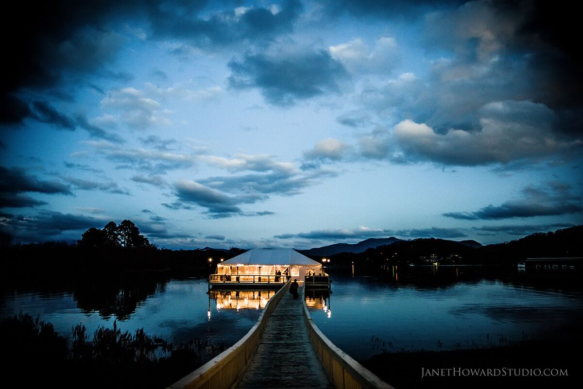 The Ridges Resort On Lake Chatuge Reception Venues