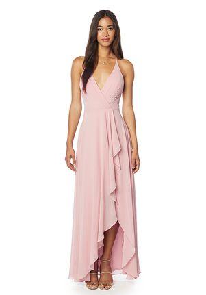 Bill Levkoff 1700 V-Neck Bridesmaid Dress