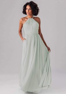 Kennedy Blue James Halter Bridesmaid Dress