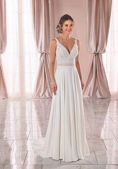 Stella York 6833 Sheath Wedding Dress