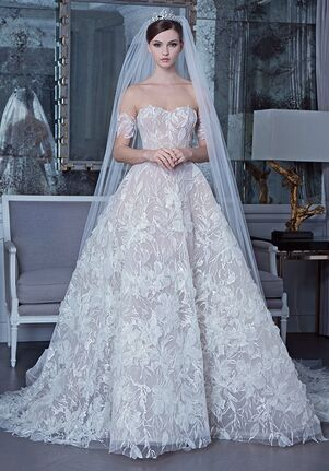Romona Keveza Collection RK9509 Ball Gown Wedding Dress