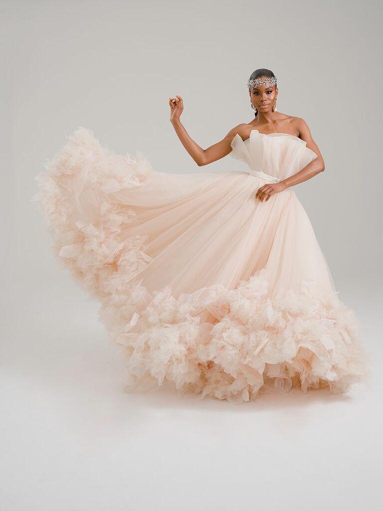 mariées par nona robe de mariée