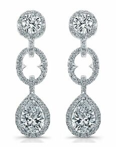 Uneek by Benjamin Javaheri LVE260 Wedding Earring photo