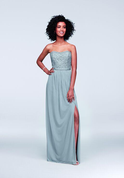 2cdaf666e40 David s Bridal Collection David s Bridal Style F18095 Sweetheart Bridesmaid  Dress