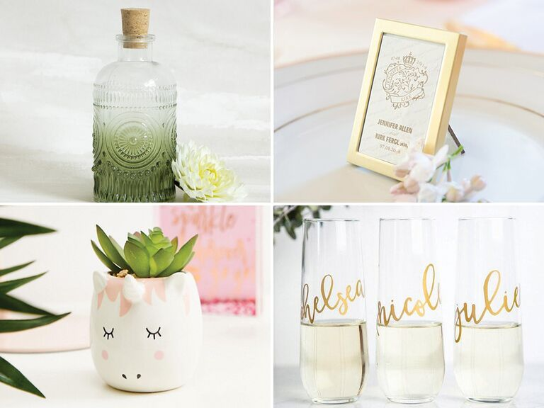 In Style Party Favors: 45 Cute Bridal Shower Favor Ideas
