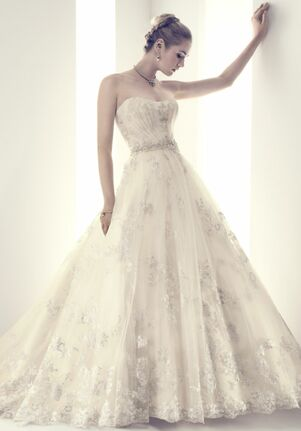 Amaré Couture B081 Ball Gown Wedding Dress