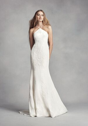 White by Vera Wang White by Vera Wang Style VW351346 Sheath Wedding Dress