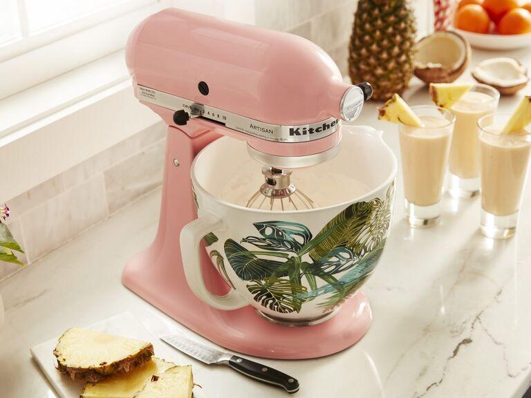 KitchenAid customized stand mixer bowl