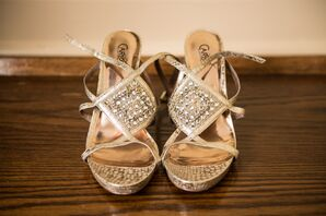 Casual Summer Wedding Sandal