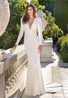 Jasmine Bridal F221001 Mermaid Wedding Dress