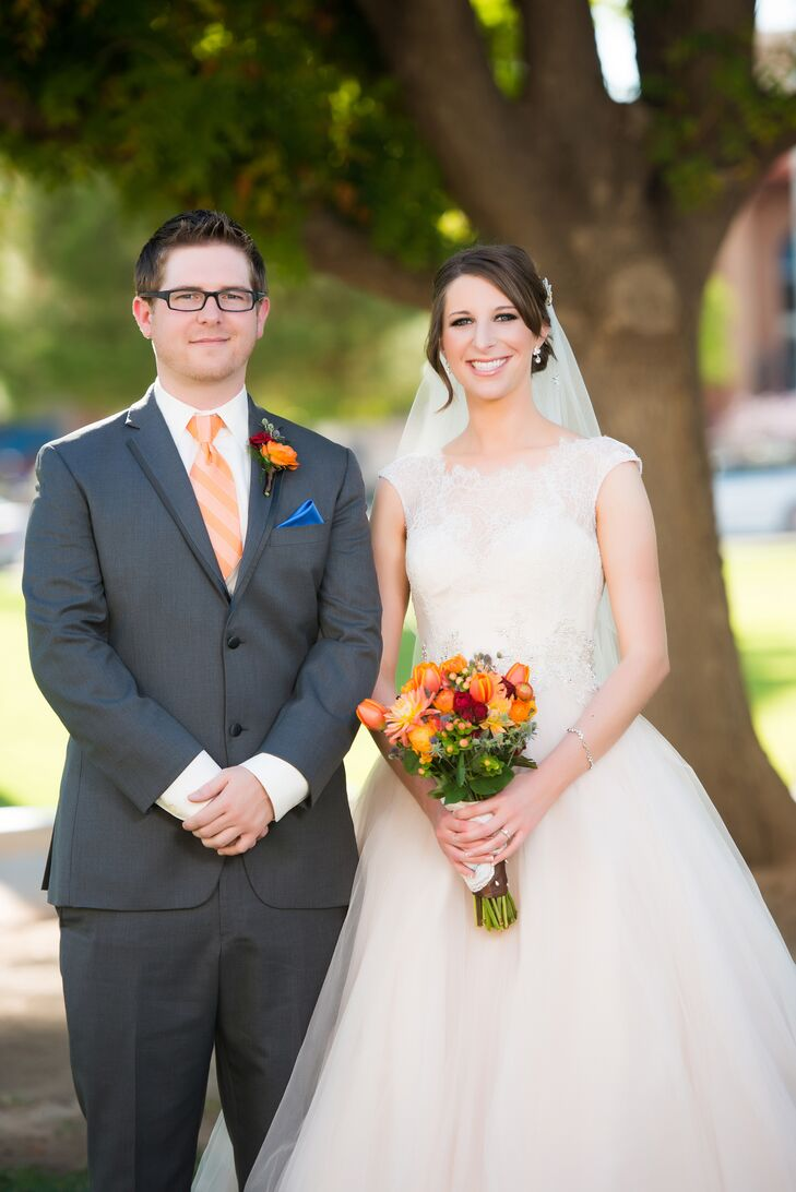 Kathleen Marsland (26 and a teacher) and Matt Marsland (28 and a multimedia developer) met in their college Japanese class and quickly bonded over the