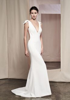 Justin Alexander Signature Poppy Mermaid Wedding Dress