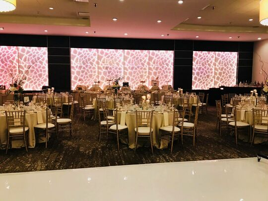 The Mirage - International Room - Ballroom - Schiller Park, IL