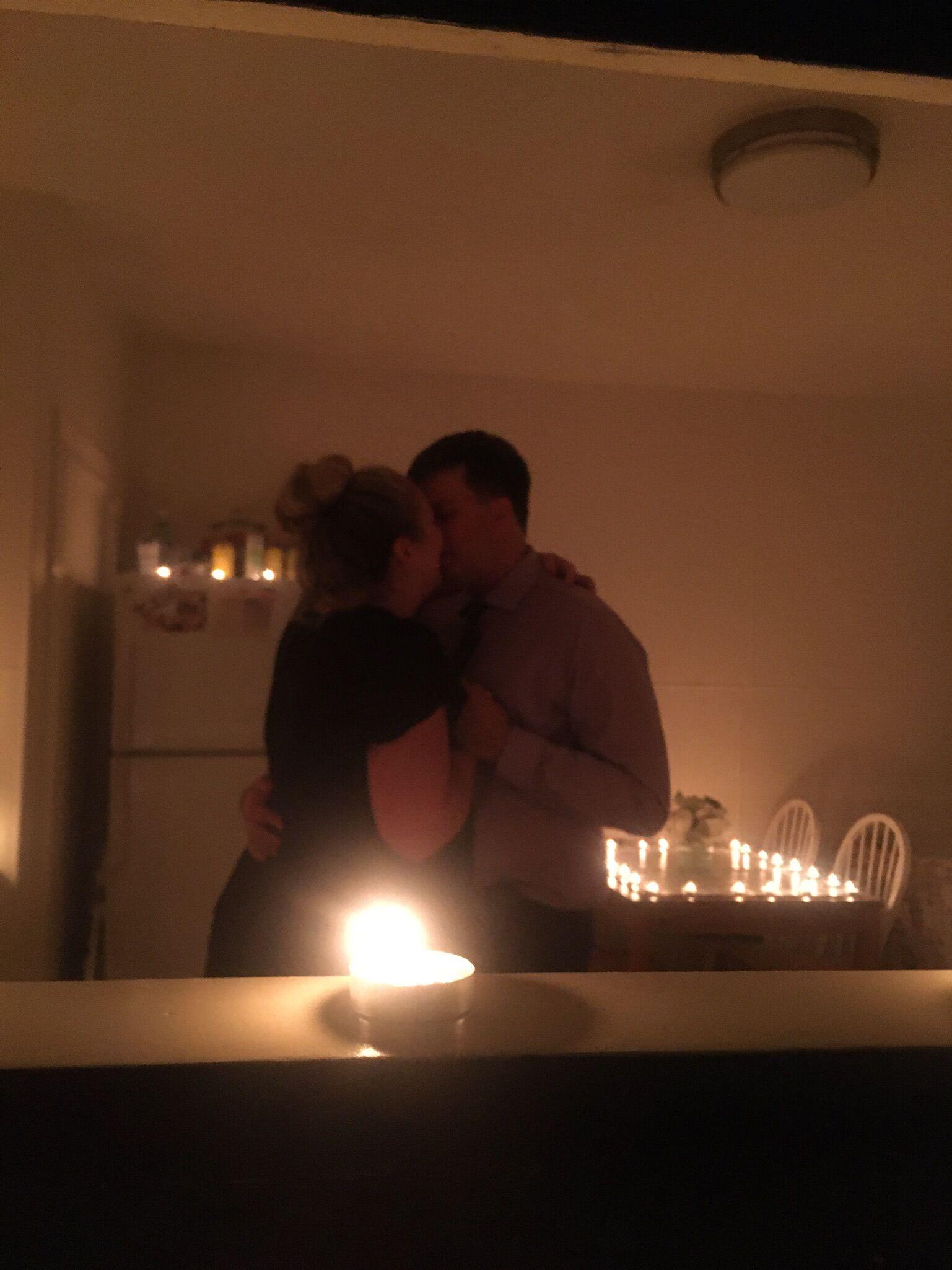 Image 1 of Tori and Brett