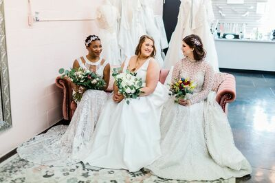 Blush & Ivory Bridal Boutique