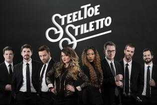Steel Toe Stiletto