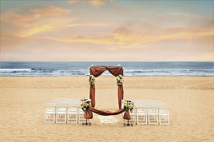 Wedding Invitations Fresno Ca: SeaVenture Resort
