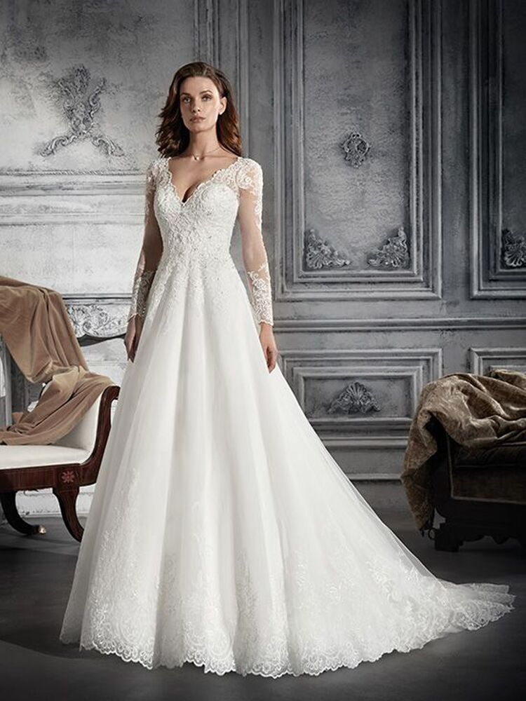 The Most Beautiful Wedding Dresses Of All Time