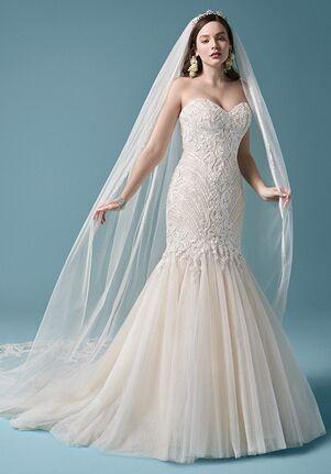 Maggie Sottero GIDEON MARIE Mermaid Wedding Dress