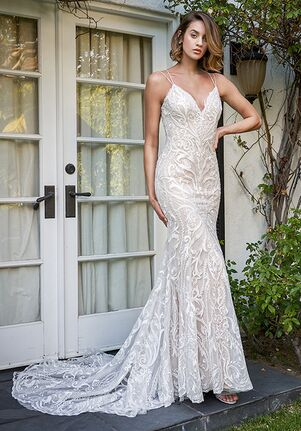 Jasmine Bridal F221059 Mermaid Wedding Dress