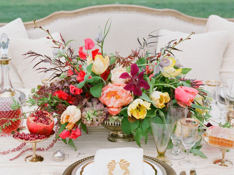 11 Gorgeous Centerpieces With Fruit