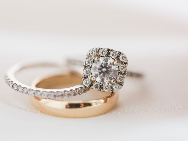 wedding ring etiquette