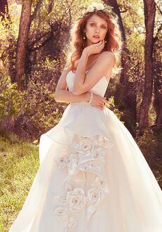 Maggie Sottero Bianca Ball Gown Wedding Dress